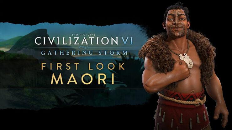 Civilization 6 Maori