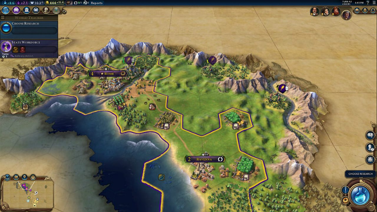Civilization 6: Map Seeds - How to Get - Guide | GamesCrack org