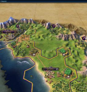 Civilization 6 Map Seeds