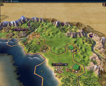 Civilization 6 Map Seeds