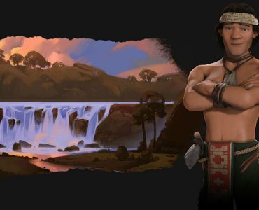 Civilization 6 Mapuche