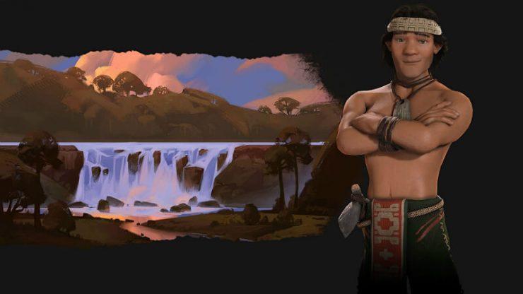 Civilization 6 Mapuche