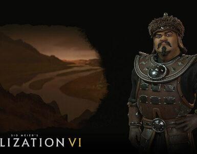 Civilization 6 Mongolia