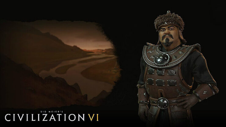 Civilization 6 Mongolia