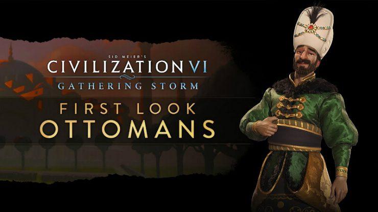 Civilization 6 Ottomans