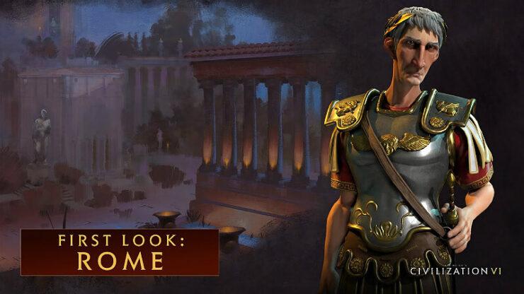 Civilization 6 Rome