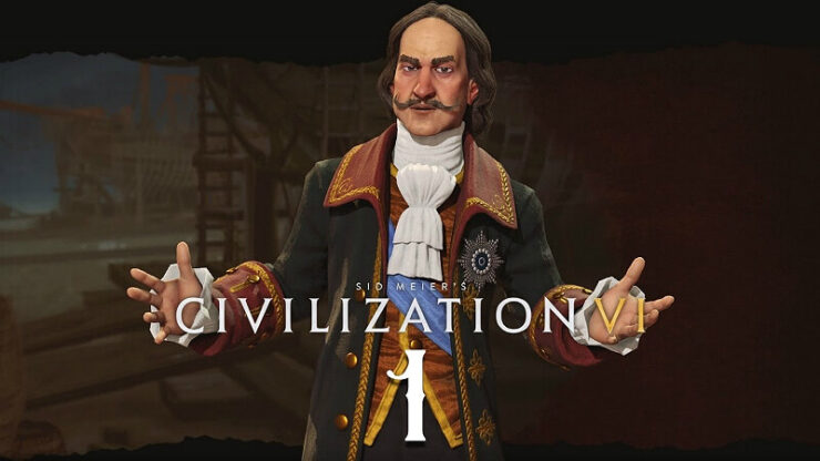 Civilization 6 Russia