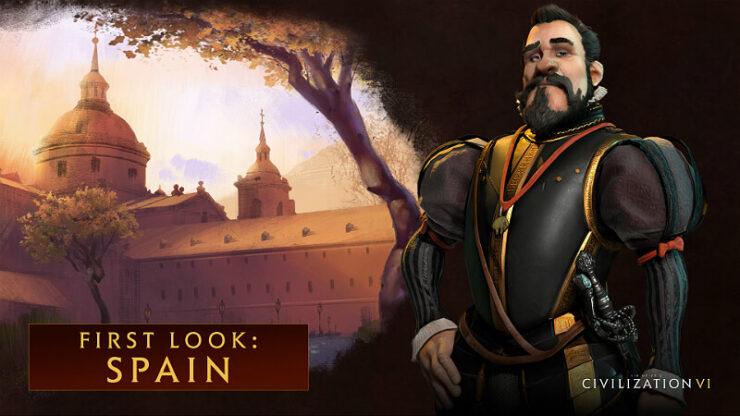 Civilization 6 Spain