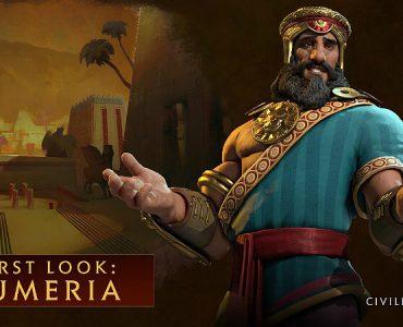 Civilization 6 Sumeria