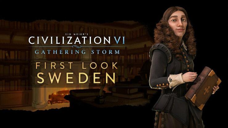 Civilization 6 Sweden