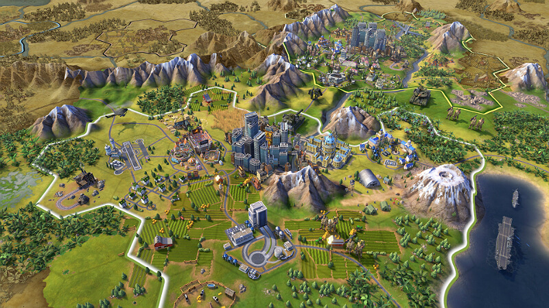 Civilization 6: Tier List - Relative Strength - Guide