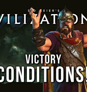 Civilization 6 Victory Types
