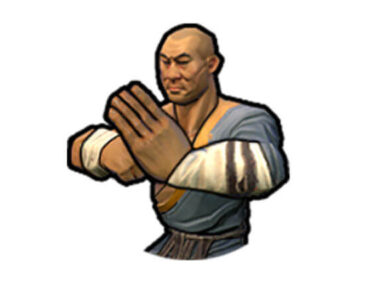 Civilization 6 Warrior Monk