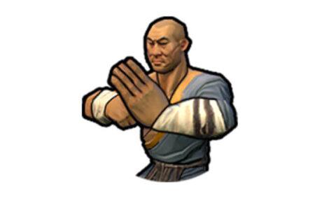 Civilization 6 Warrior Monk