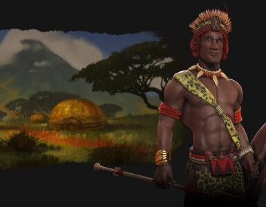 Civilization 6 Zulu