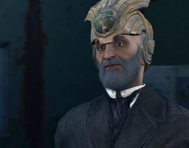 Fallout 4 Lorenzo Cabot