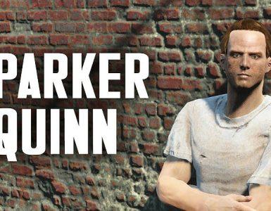 Fallout 4 Parker Quinn