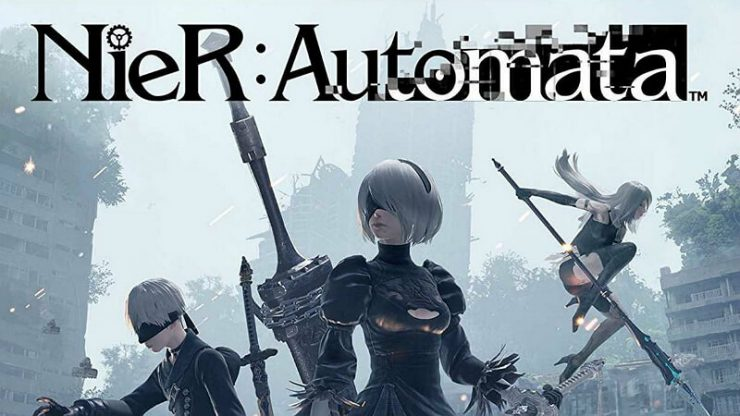 NieR Automata Heritage of the Past