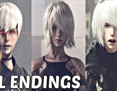 Nier Automata Endings Guide