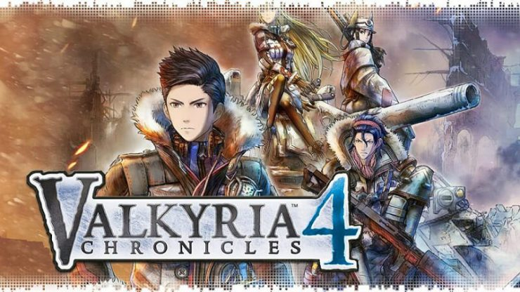 Valkyria Chronicles 4 Aces