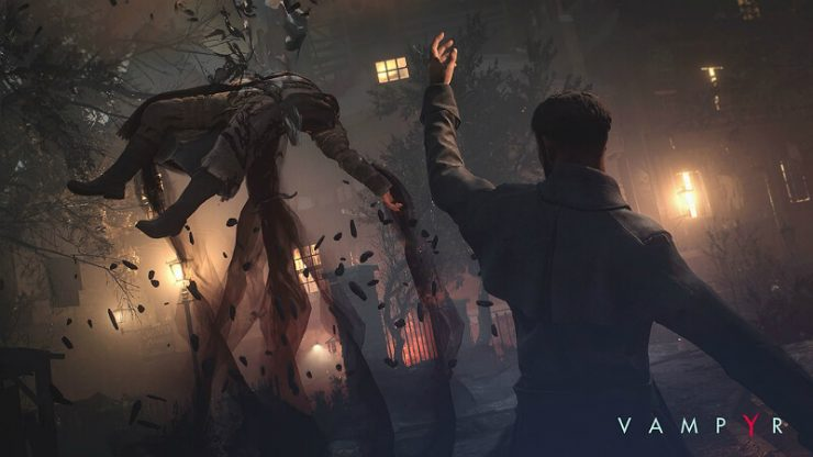 Vampyr How to Skip Video