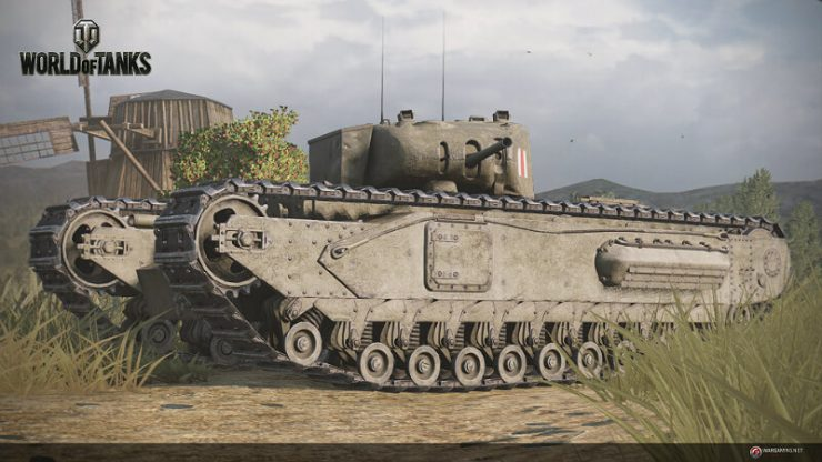 World Of Tanks Blitz Heavy Tanks