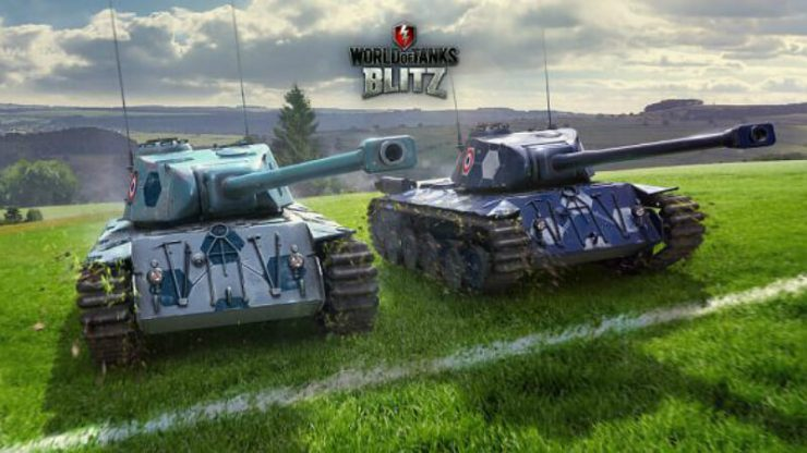 World Of Tanks Blitz HD Texture Pack