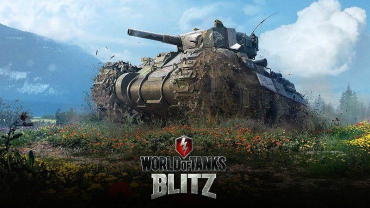 World of Tanks Blitz Premium Tank