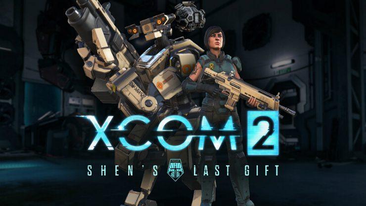 XCOM 2 Shen's Last Gift