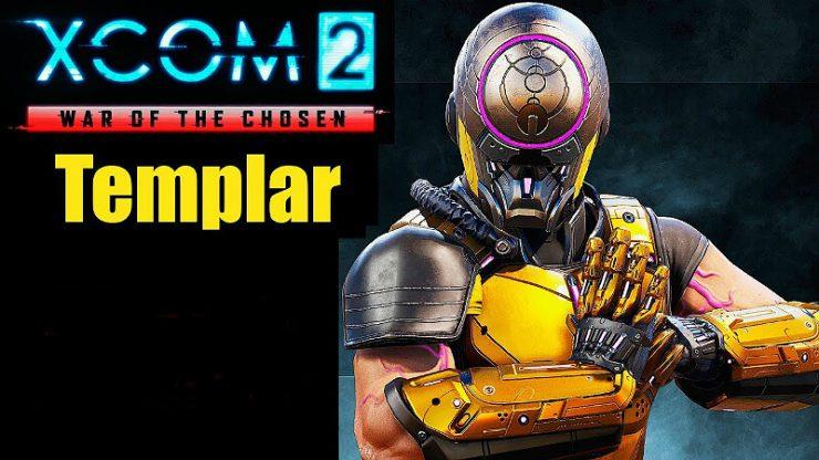 XCOM 2 Templar