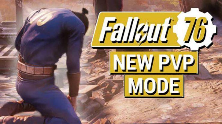 Fallout 76 PvP