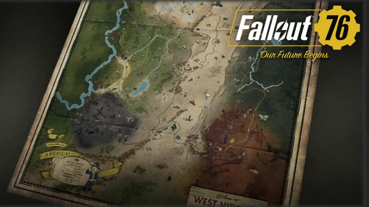 Fallout 76 Treasure Maps