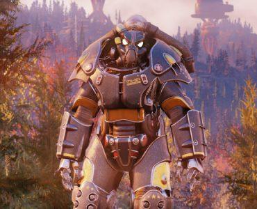 Fallout 76 X-01 Mods