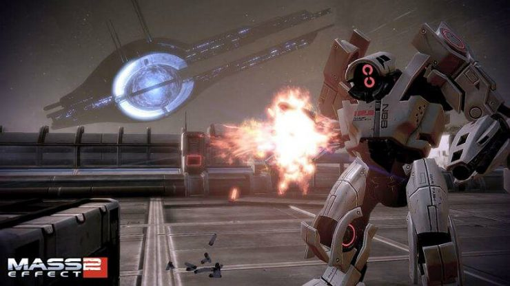 Mass Effect 2 Console Commands
