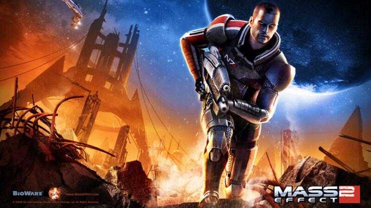 Mass Effect DLC