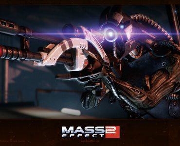 Mass Effect 2 Legion