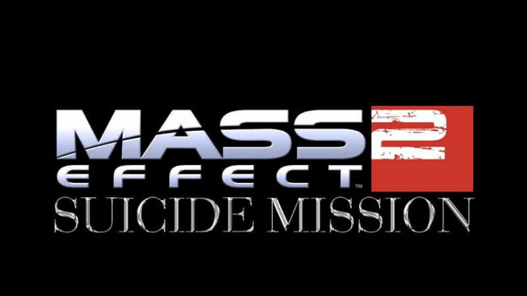 Mass Effect 2 Suicude Mission