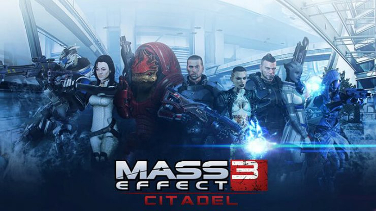 Mass Effect 3 Citadel DLC