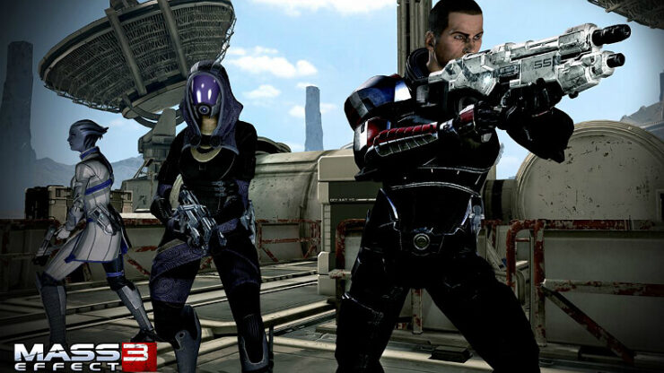 Mass Effect 3 Mission Order