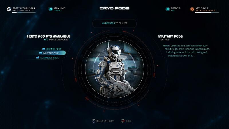 Mass Effect Andromeda: AVP Perk Guide | GamesCrack org