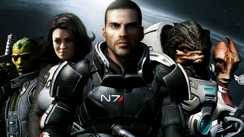 Mass Effect Mods