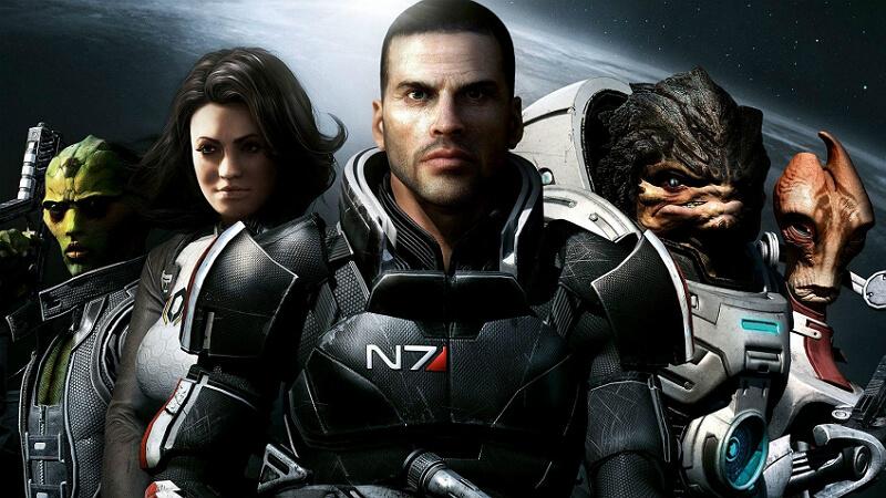 Mass Effect Mods