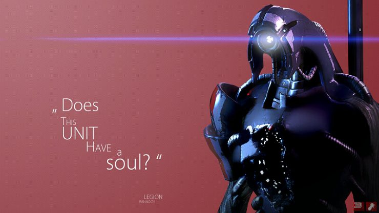 Mass Effect Quotes