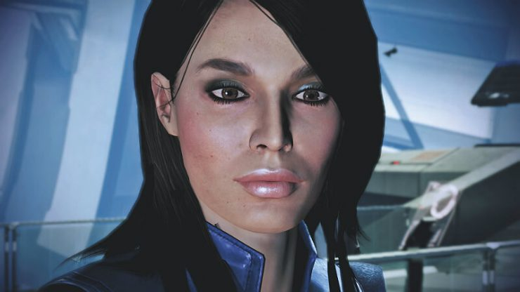 Mass Effect Ashley Williams