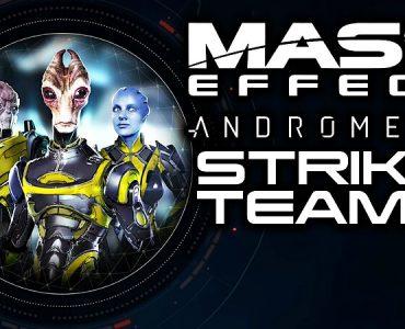 Mass Effect Strike Team