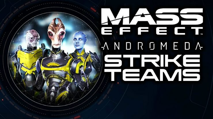 Mass Effect Strike Team