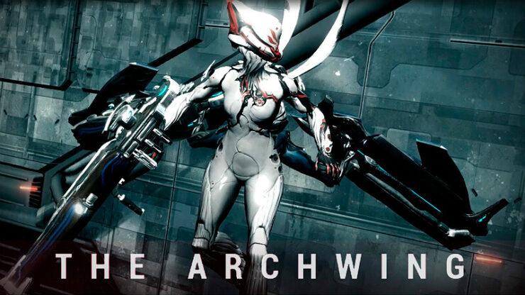 Warframe Archwing
