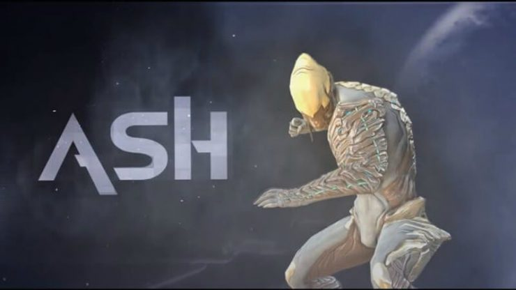 Warframe Ash