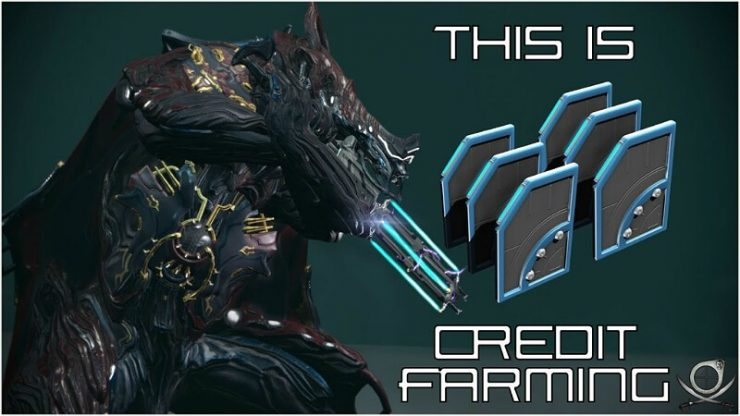 Warframe Credit Farming