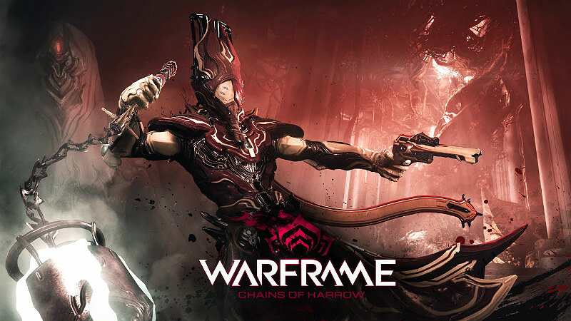 Warframe Harrow